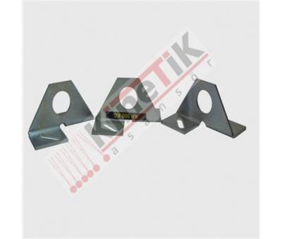 Machine scolding load hook